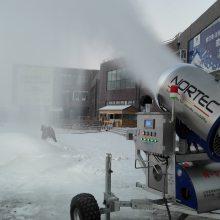 销售高效全自动造雪机 北京造雪机