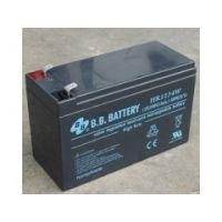 台湾BB蓄电池BP4-12甘肃 兰州 嘉峪关 金昌生产厂家原装价格