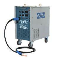日本OTC一体式内置送丝机气保焊机XD250C