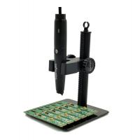 500X高清数码显微镜 B008型电子显微镜 便携式显微镜
