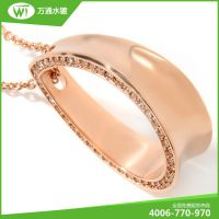 广州电镀厂 五金首饰真空电镀玫瑰金加工 质量保证