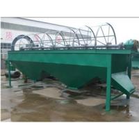 新疆奇台有机肥滚筒筛分机(有机肥料专用设备)郑州乙鑫重工厂家