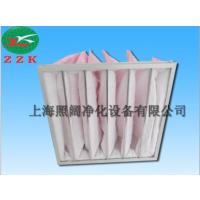 厂家直销网化纤袋空调袋式过滤器