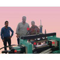 瑞威特梯子铆接机,园管梯子铆接机,D-形管挤压机,O-形管挤压机,玻璃形形材成形设备
