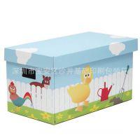 高档金卡纸彩盒 美容美发化妆品包装盒 纸盒 彩盒