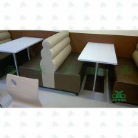 运达来厂家直销高端大气人造大理石餐桌椅 茶餐厅咖啡厅饭