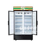 供应宝安中心区超市立式低温冷冻柜