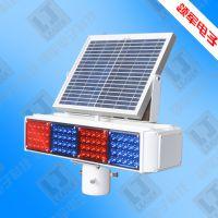 领军交通信号灯  专业生产LED交通信号灯太阳能爆闪灯led警示灯