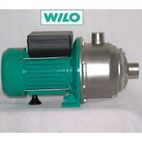 德国威乐清水泵MHI404不锈钢增压泵WILO热水循环泵750W