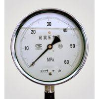 恒远不锈钢耐震压力表Y-200