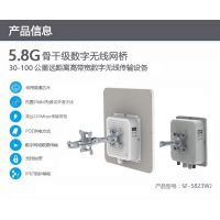 SFTECH无线监控传输设备,数字无线监控方案,网桥