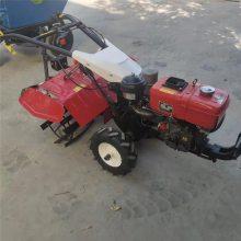 小型汽油松土机 富兴果园蔬菜大棚翻土机 汽油除草机