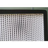 【凯捷】有隔板高效过滤器、PP高效滤网、HEPA净化单元