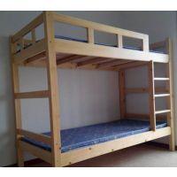 成都公寓床成都学生床厂家实木学校家具