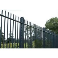 市政锌钢围栏 铁艺棚栏