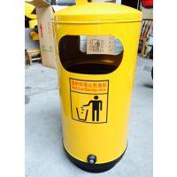 厂家批发钢板喷涂垃圾桶