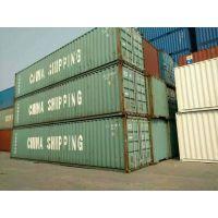 《上海士乾国际品牌》专业销售各种型号二手集装箱,住人活动房 飞翼集装箱