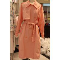 韩国秋款女装一手货源 韩国代购顺风直发 风衣 H03251296