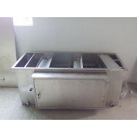 上海自动油水分离器安装|油水分离器设备原理|绿森油污水处理器