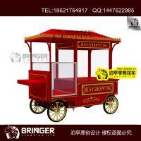 迷你商店系列移动零售花车 中国最专业移动售卖花车迷你促销花车