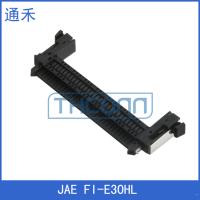 FI-E30HL JAE连接器可定制配套的极细同轴屏线