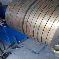 佛山加工销售甬金一级316L不锈钢卷带分条磨砂拉丝