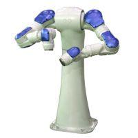 煌牌安川双臂7轴工业机器人_双臂组装机器人_工业机人系统集成商