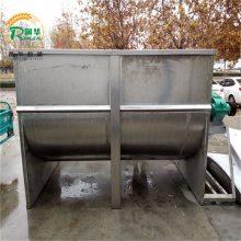 规格标准饲料搅拌机 定制大立方混料机 润华定制不锈钢搅拌机