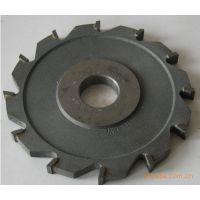生产批发 焊接钨钢三面刃铣刀 侧铣刀