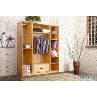 上海木制衣柜订做包安装