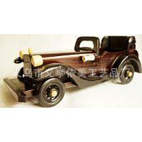 大众木老爷车、仿真车模、汽车模型、木制工艺品10寸C