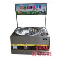 广州棉花糖机器 彩色果味棉花糖机 彩色棉花糖 棉花糖机批发