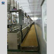 污水电镀处理设备走道格栅 产地:河北枣强