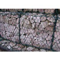 落石防护六角网_ 热镀锌覆塑绿滨垫【金照】可定制