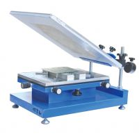 厂价直销PCB线路板专用型号手动丝印台,高精密手动印刷机,诚招代理商