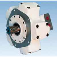 液压马达低转速大扭矩斗轮堆取料机贺格隆帕克伊顿