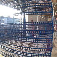 挡风抑尘墙 电厂防风网 储煤场挡尘板