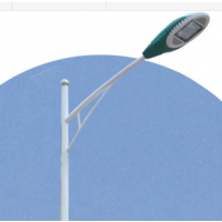 供应安徽合肥新农村庭院景观灯挑臂自弯臂A字臂灯6米户外节能防水LED高杆远达路灯
