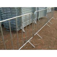 贵州天晟移动护栏厂家直供移动栅栏移动围栏人马护栏一体式围栏生产批发