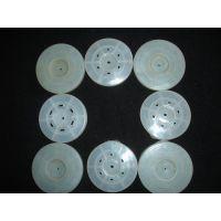 四川土工膜热熔垫片 防水板热熔垫圈价格