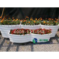 道路花箱绿化花箱隔离花箱PVC花箱花箱厂家