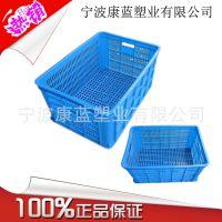 宁波厂家供应塑料筐 运输筐 575-300塑料筐 全新料PE周转筐批发