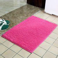 大厂供应雪尼尔短毛地垫地毯浴室防护垫客厅地毯卧室地垫不掉毛