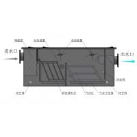 广州厨房不锈钢油水分离器|酒店油水分离设备|绿森全自动油水分离器厂家