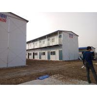 临朐彩钢板活动房销售|临朐防火岩棉雅致房安装-18654356200