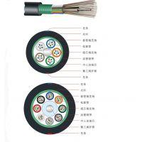 直供深圳耐斯龙36芯室外多模铠装架空光缆 GYTS-36A1a 可定制