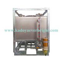 工厂专业做不锈钢容器/不锈钢储存罐 柴油储罐 带液面计