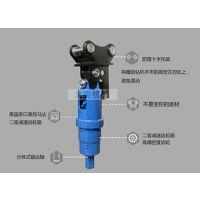 挖机螺旋钻机工程应用-北奕公司
