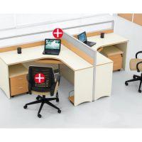 办公家具办公桌职员桌办公屏风员工双人组合7F-31-23-01