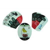 上海印刷厂名片设计与印刷一体产品有创意质量有保证上海松彩